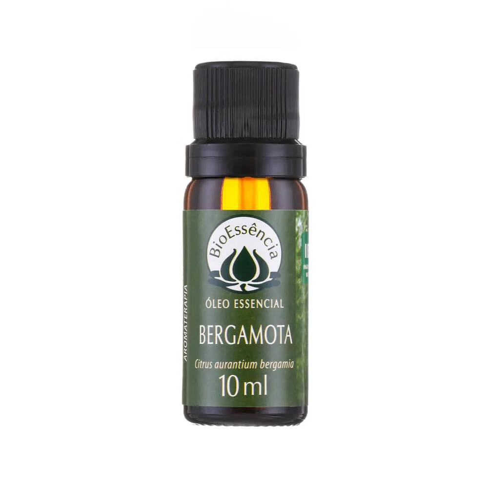 BioEssência Óleo Essencial Natural de Bergamota 10ml