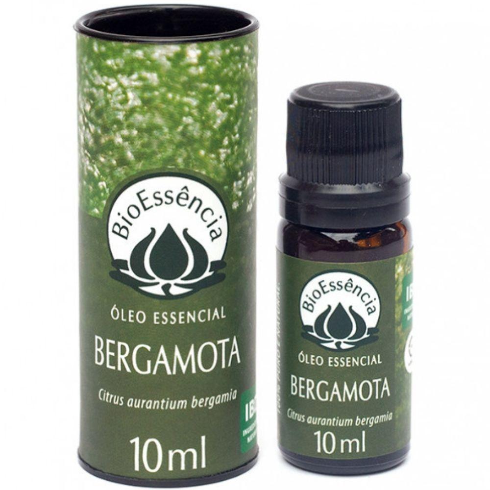 BioEssência Óleo Essencial Natural de Bergamota 10ml