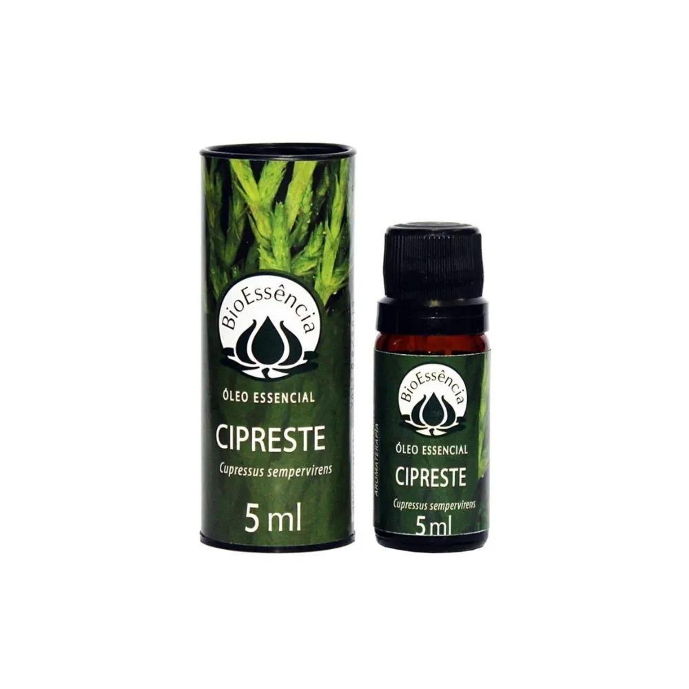 BioEssência Óleo Essencial Natural de Cipreste 5ml
