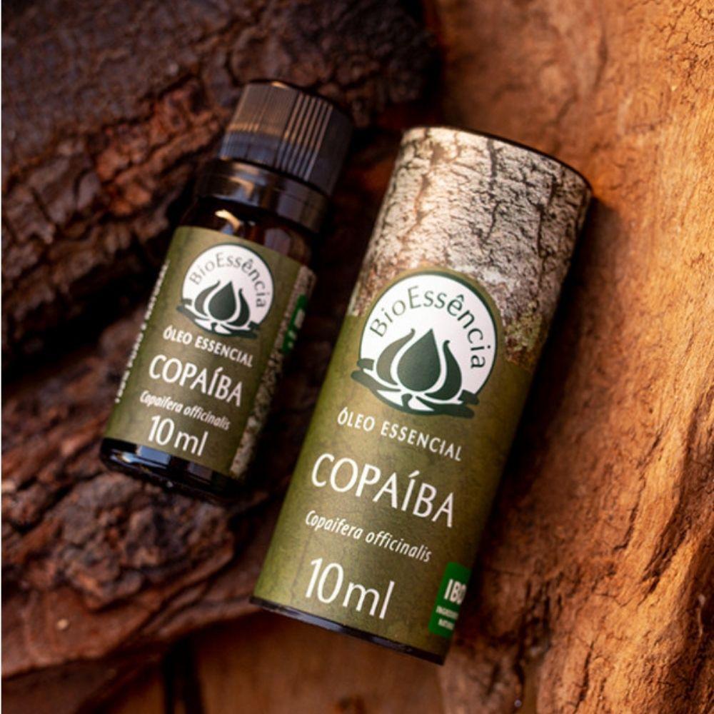 BioEssência Óleo Essencial Natural de Copaíba 10ml