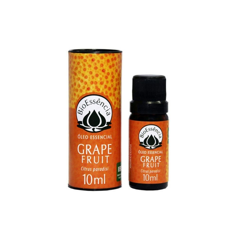BioEssência Óleo Essencial Natural de Grapefruit Toranja 10ml