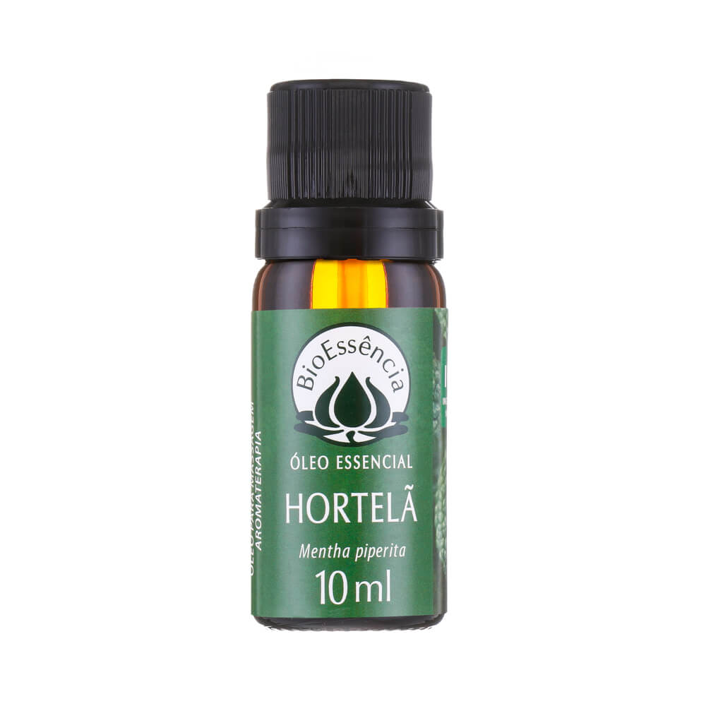 BioEssência Óleo Essencial Natural de Hortelã Pimenta 10ml
