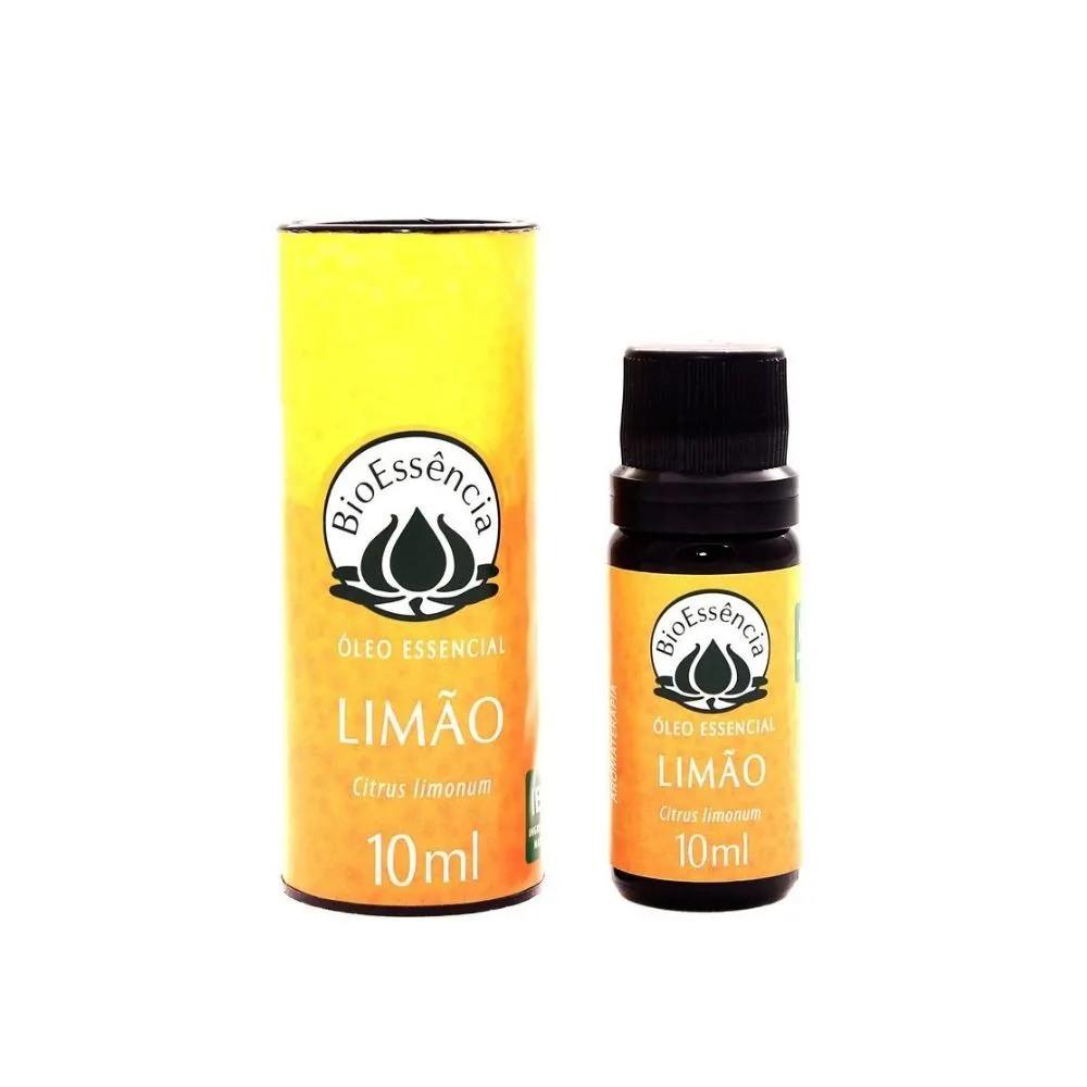 BioEssência Óleo Essencial Natural de Limão Siciliano 10ml