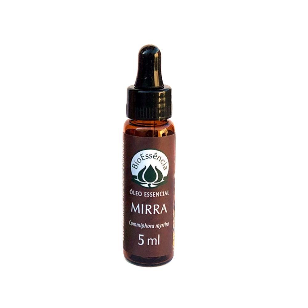 BioEssência Óleo Essencial Natural de Mirra 5ml
