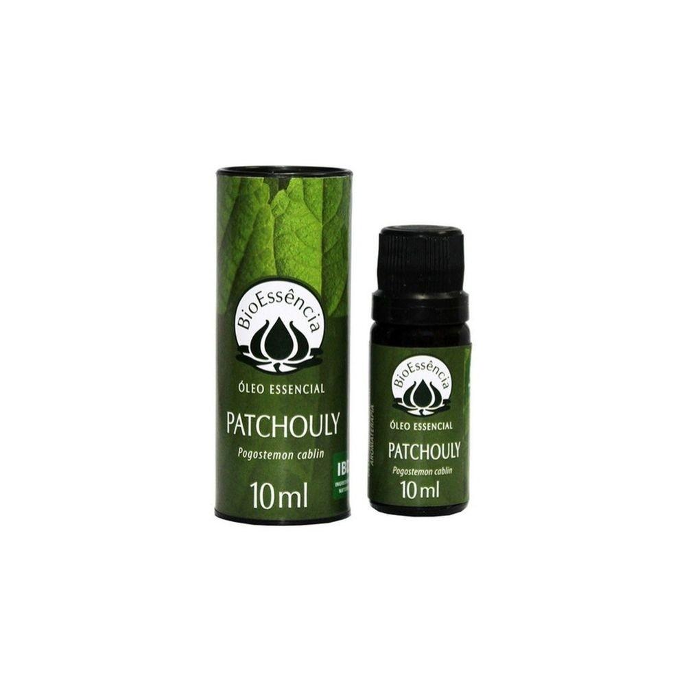 BioEssência Óleo Essencial Natural de Patchouli 10ml