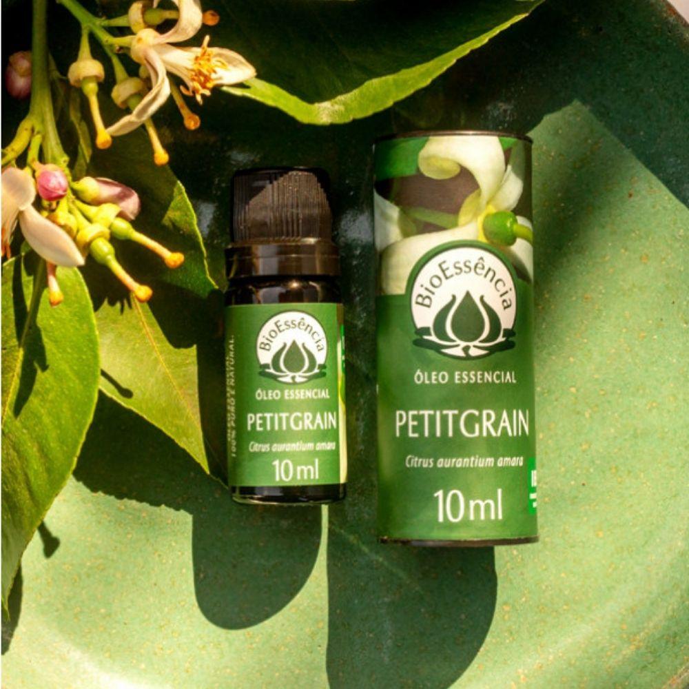 BioEssência Óleo Essencial Natural de Petitgrain 10ml