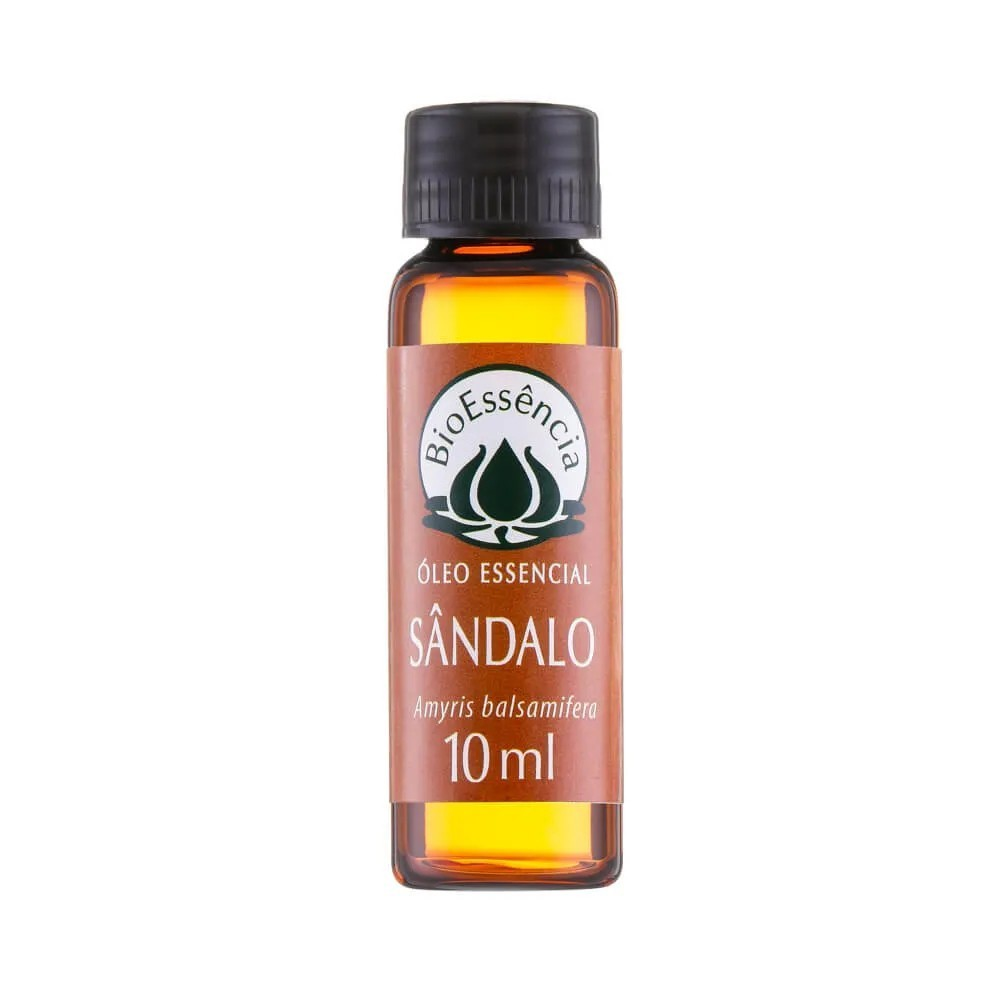 BioEssência Óleo Essencial Natural de Sândalo 10ml