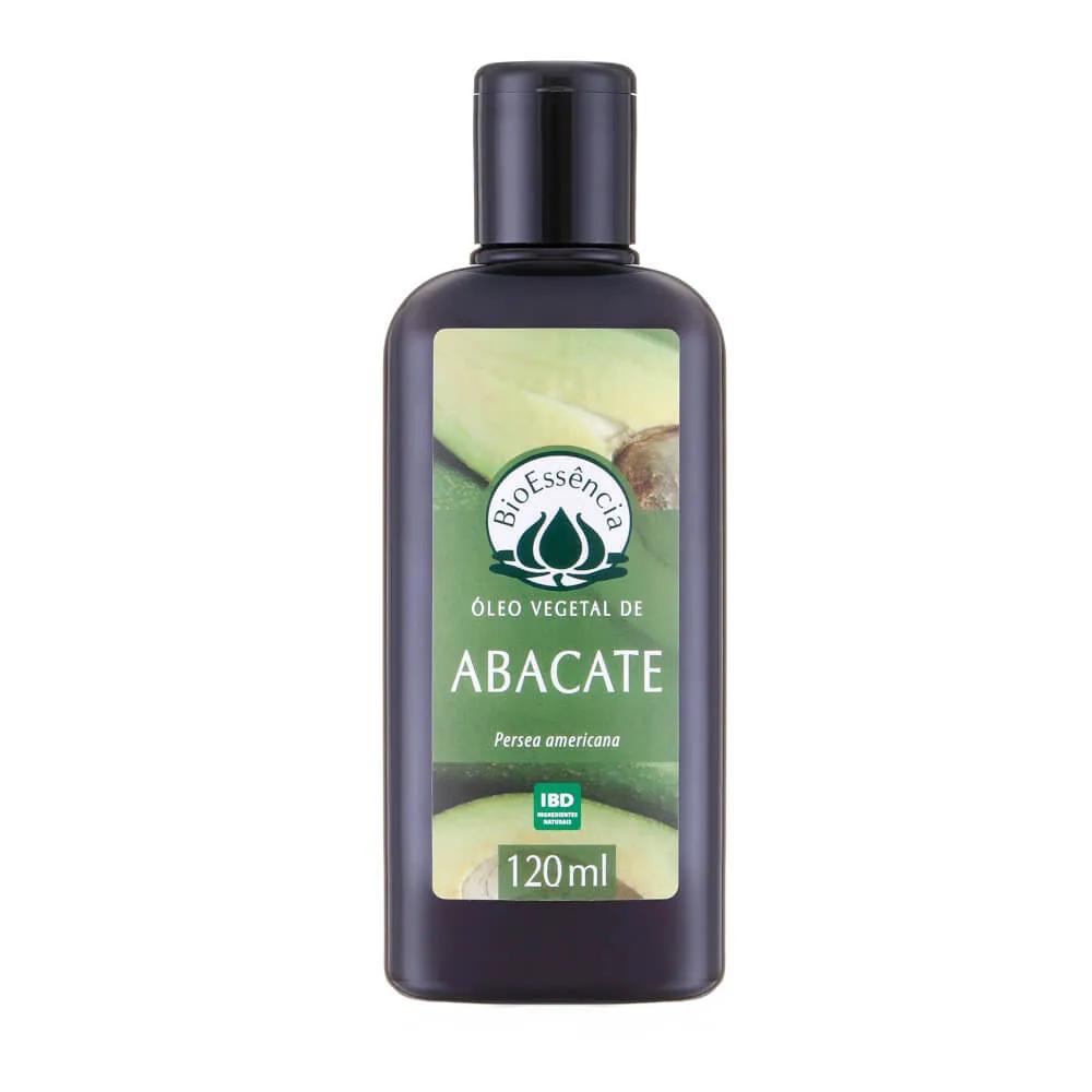 BioEssência Óleo Vegetal Natural de Abacate 120ml