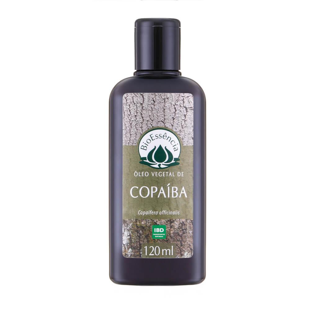 BioEssência Óleo Vegetal Natural de Copaíba 120ml