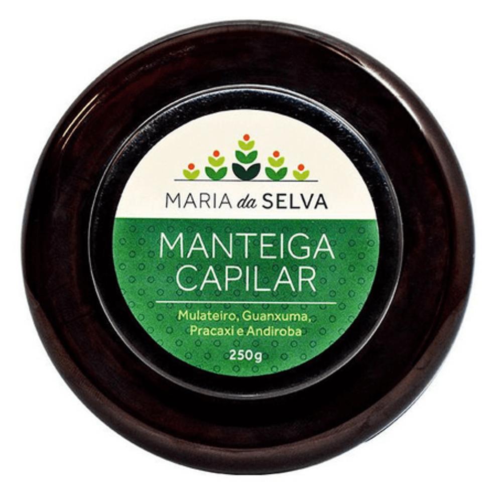 Cativa Natureza Maria da Selva Manteiga Capilar 250g