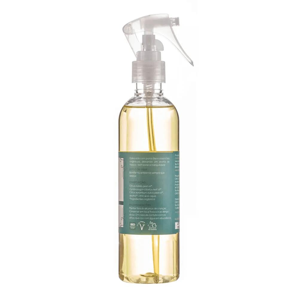 Cativa Natureza Spray Natural para Ambiente Capim Limão 240ml