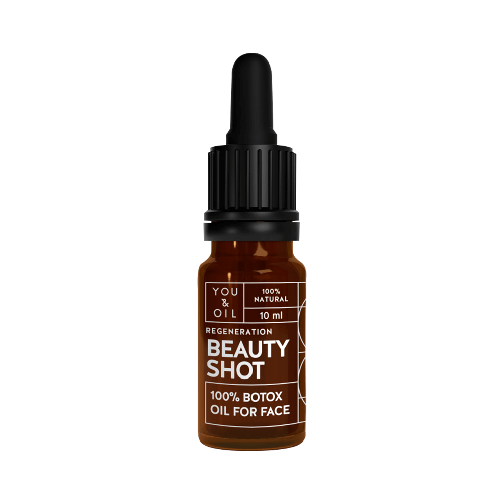 Kit Natural Dia dos Namorados 2 Séruns Faciais Naturais Regenerador + Vitamínico You & Oil