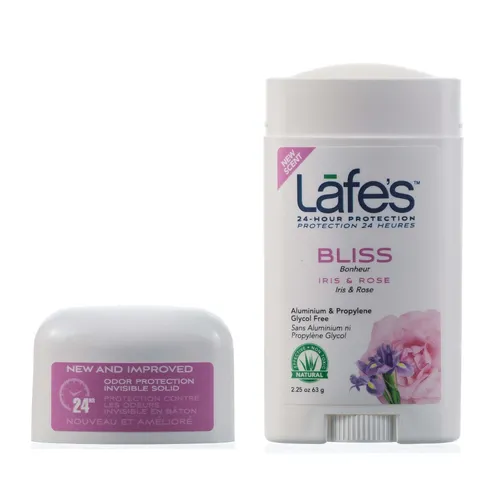 Lafe's Desodorante Natural Twist Bliss Rosas 64g