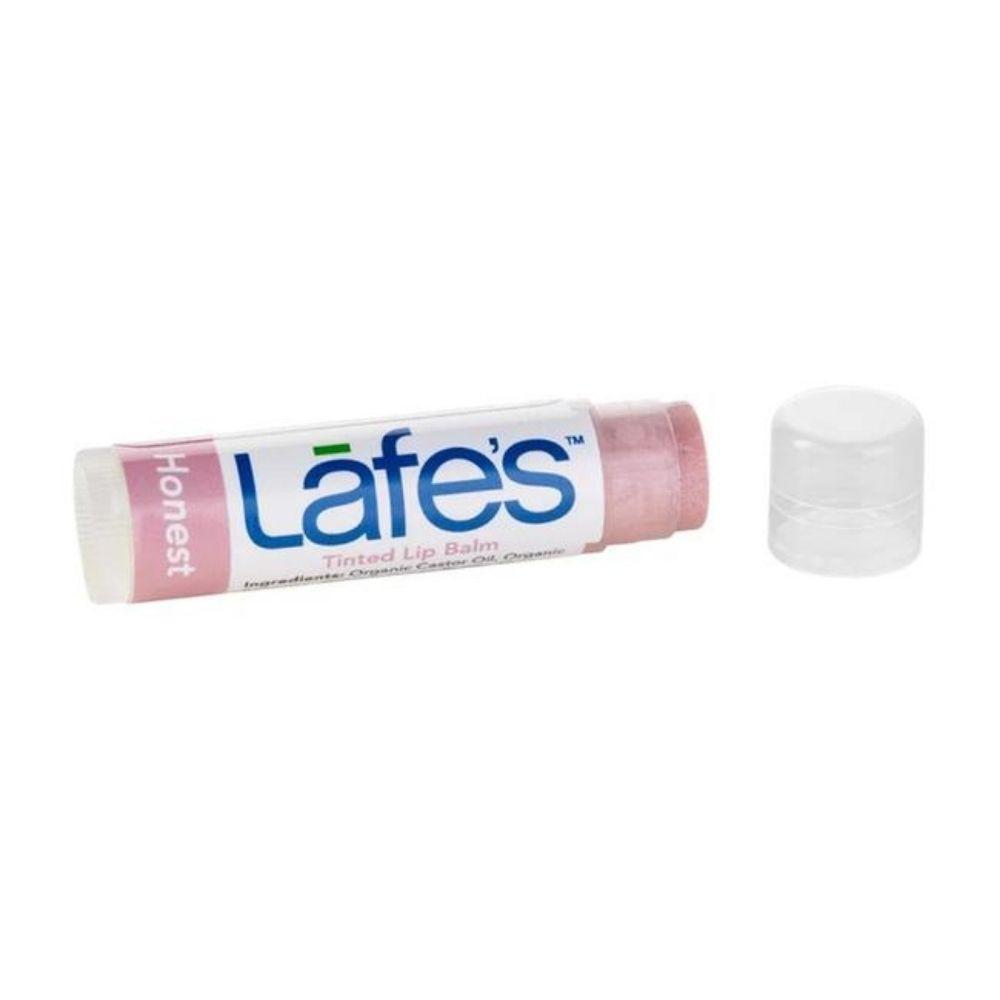 Lafe's Tinted Lip Balm Hidratante Labial Natural Com Cor Honest 4,25g
