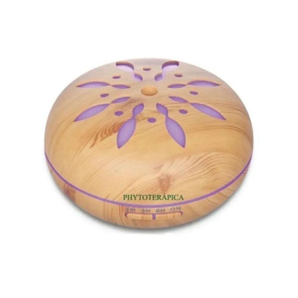 Phytoterápica Aromatizador Umidificador Ultrassônico Flor 1un
