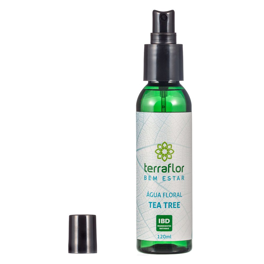 Terra Flor Água Floral de Tea Tree 120ml