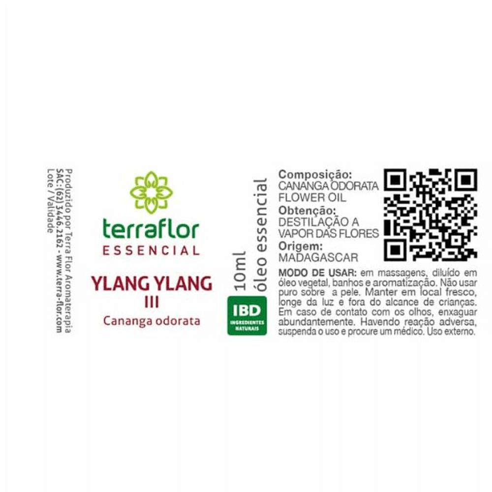 Terra Flor Kit Óleos Essenciais Para Dormir 2un