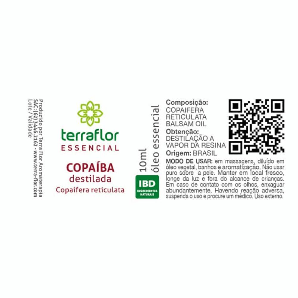 Terra Flor Kit Óleos Essenciais Para Imunidade 4un