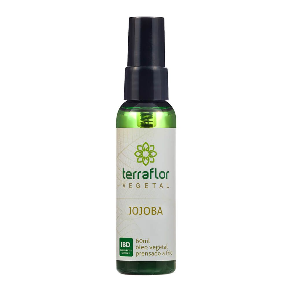 Terra Flor Óleo Vegetal Natural de Jojoba 60ml