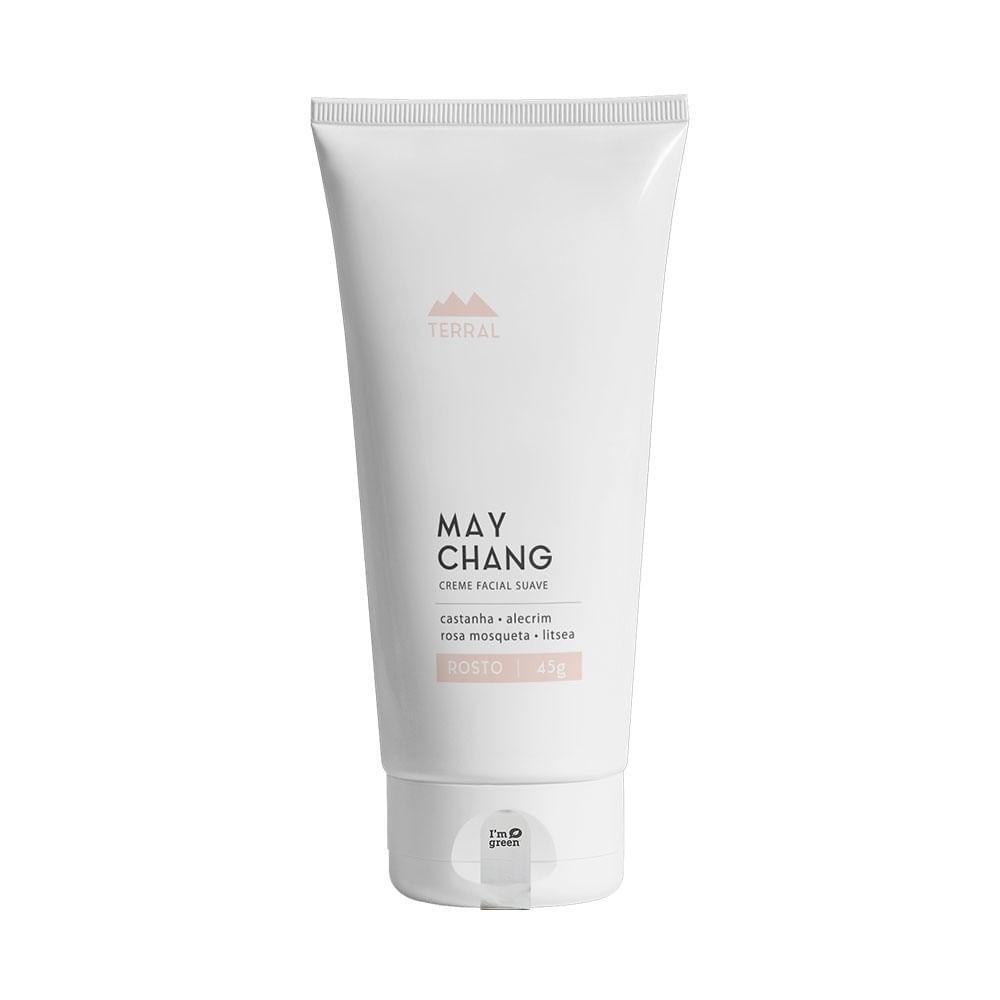 Terral Creme Facial May Chang para Pele Oleosa 45g