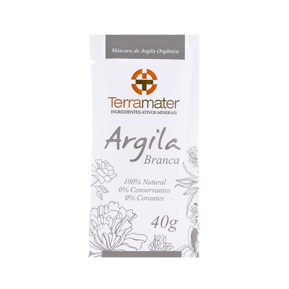 Terramater Kit Completo com 8 Unidades de Argilas 40g