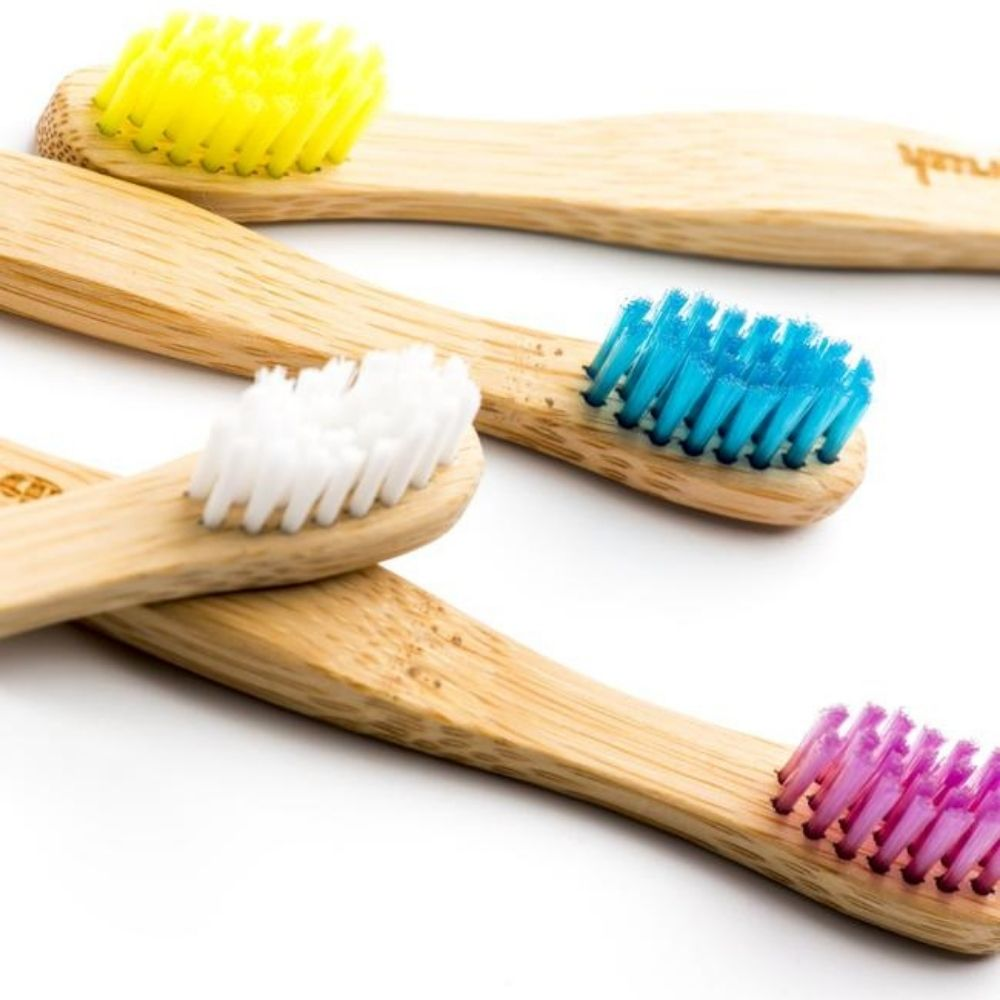 The Humble Escova Dental de Bambu Biodegradável Infantil 1un