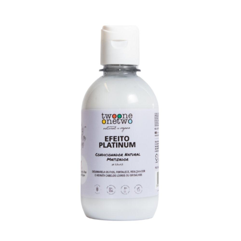 Twoone Onetwo Condicionador Efeito Platinum Violet Flowers 250ml