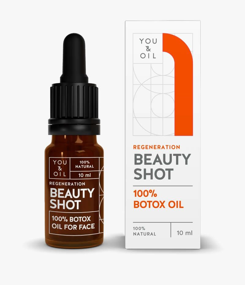 You & Oil  Sérum Facial Regenerador Celular Beauty Shot 10ml