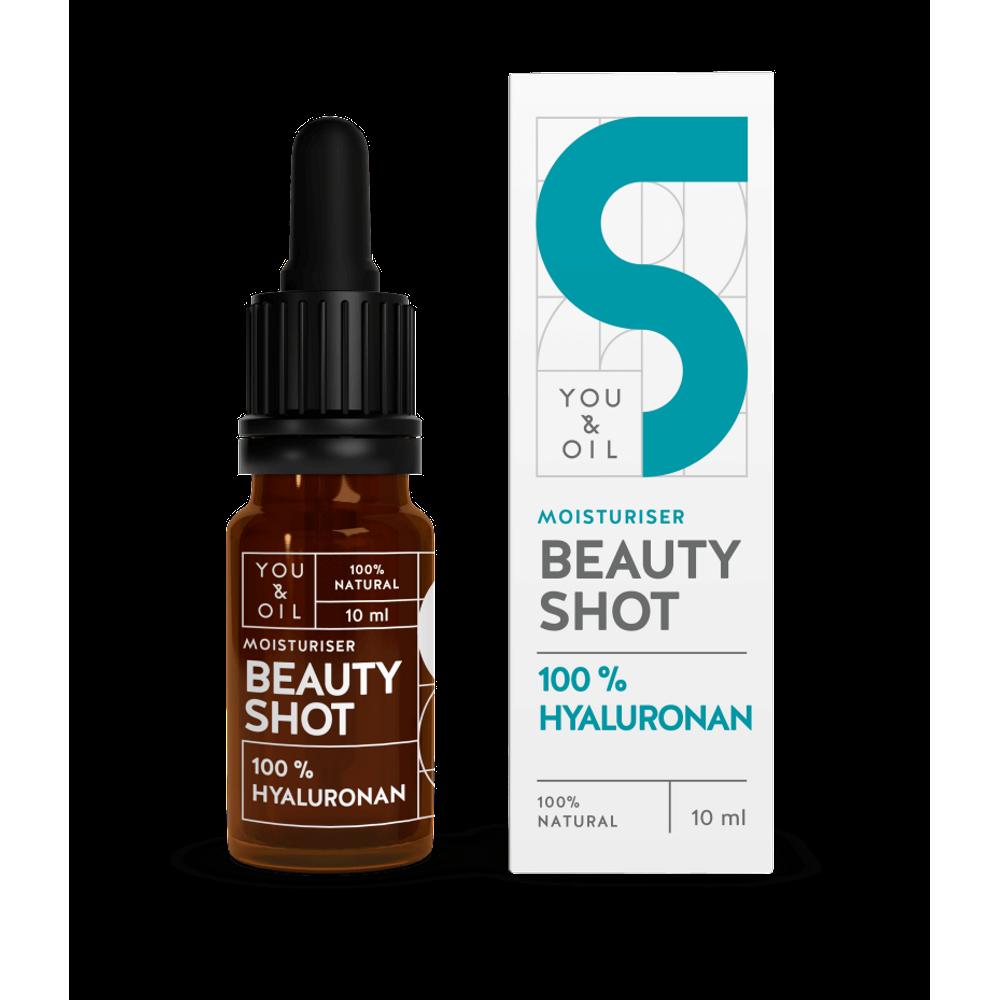 You & Oil Sérum Facial Hidratante com Ácido Hialurônico Beauty Shot 10ml