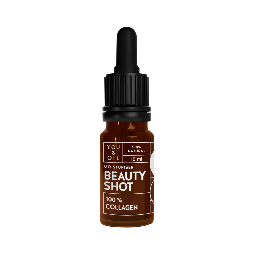 You & Oil  Sérum Facial Hidratante com Colágeno Beauty Shot 10ml