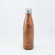 Garrafa Térmica Wood 500ml