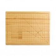 Gs - Fred frie tabua de corte 30*22cm bambu cl