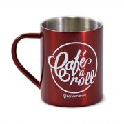 Z Cri - CANECA DE ACO 400ML CAFE N ROLL