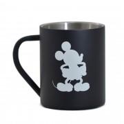 Caneca de Aço Mickey Mouse 400ml - Zona Criativa
