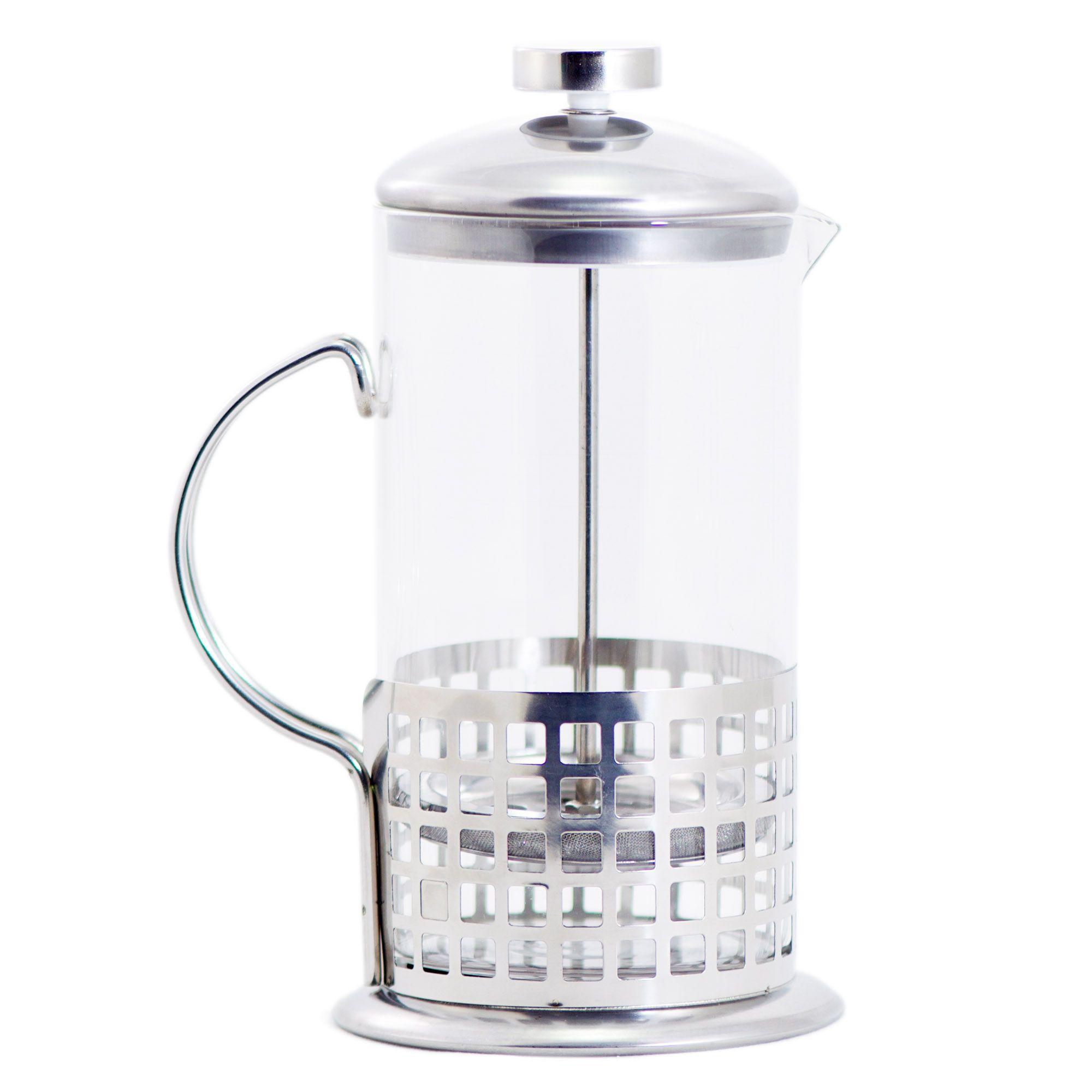 Cafeteira de vidro French Press 1L - Simplicity - Bialetti