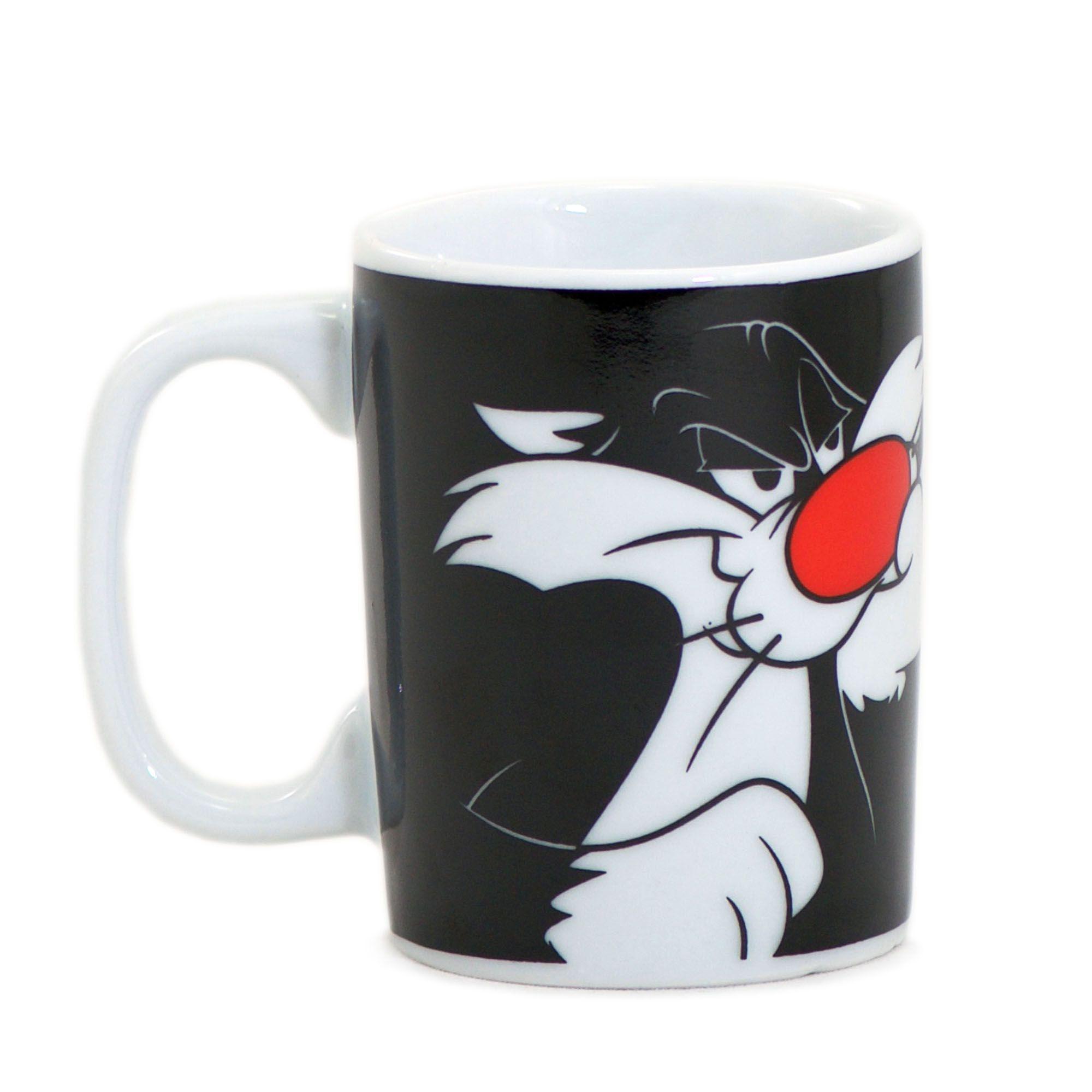 Caneca Looney Tunes Sylvester Frajola
