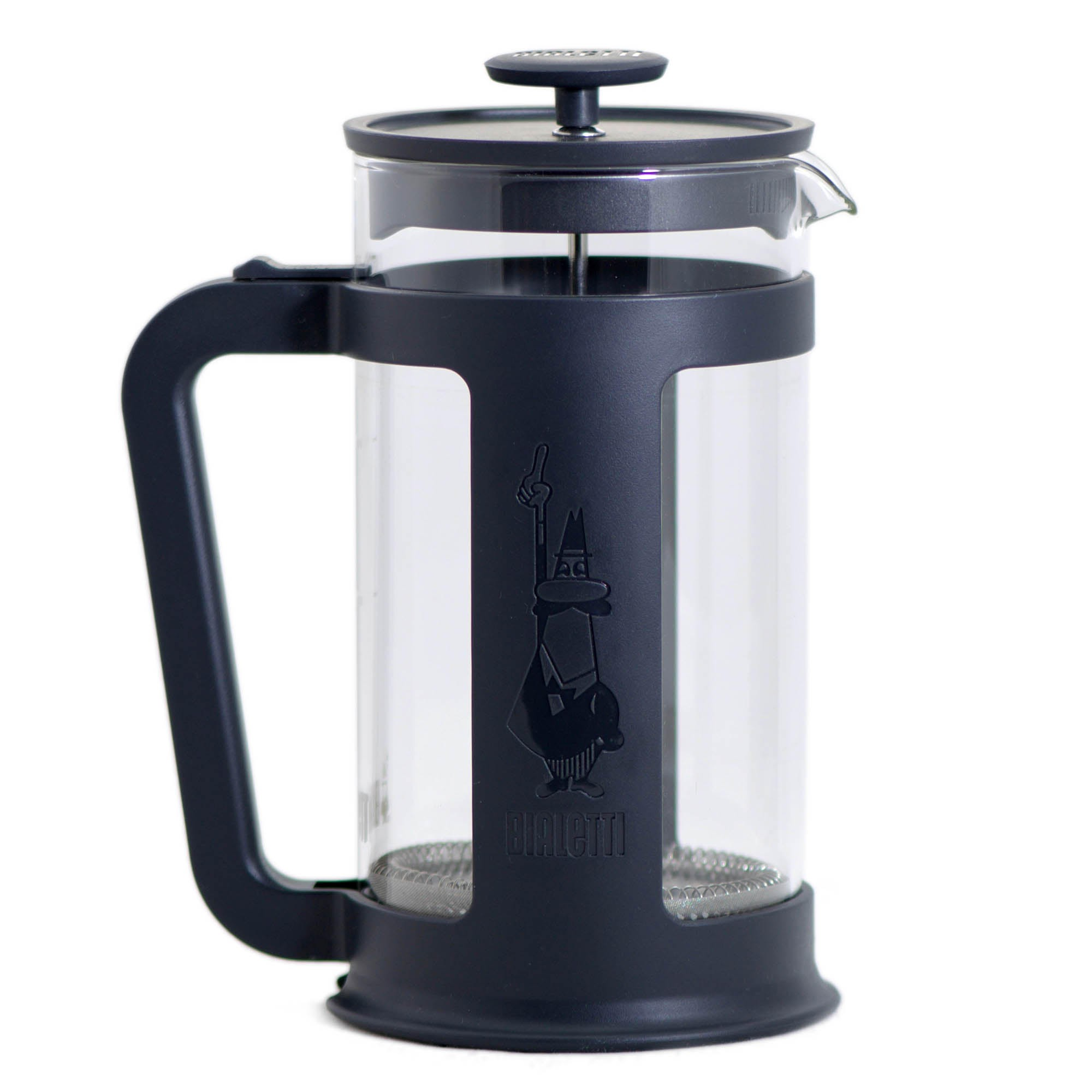 Cafeteira French Press Smart - 1L Preta - Bialetti