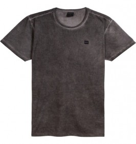 Camisa Masculina Oakley Garage Pack Washed Blackout Original