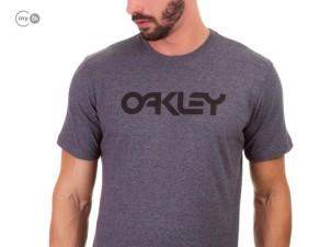 Camisa Masculina Oakley Original Logotipo Classico Mark 2