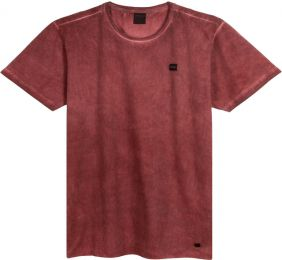 Camiseta Oakley Garage Pack Washed Sp Tee Vermelha