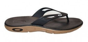 Chinelo Oakley Rest 2.0 Black Original