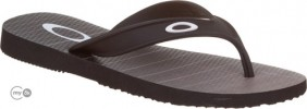 Chinelo Sandalia Masculino Oakley Wave Point 4.0 Preto