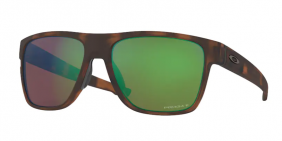 Óculos Oakley Crossrange XL Marrom Prizm Shallow Polarized