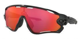 Óculos Oakley Jawbreaker Matte Black Prizm Trail Torch