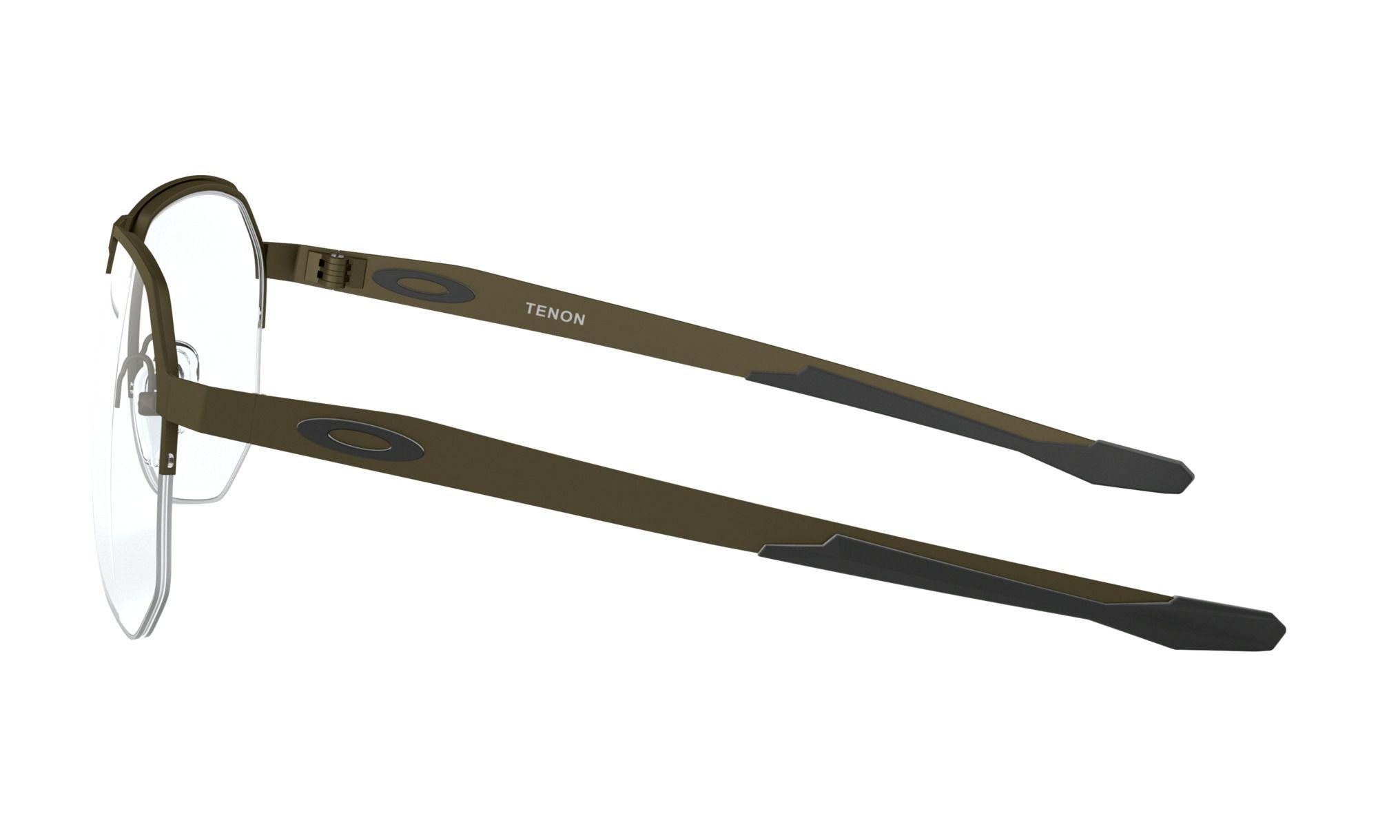 Armação de Grau Masculino Oakley Tenon Verde
