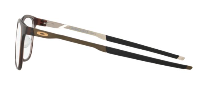 Armação Oakley Steel Line R Matte Dark Amber