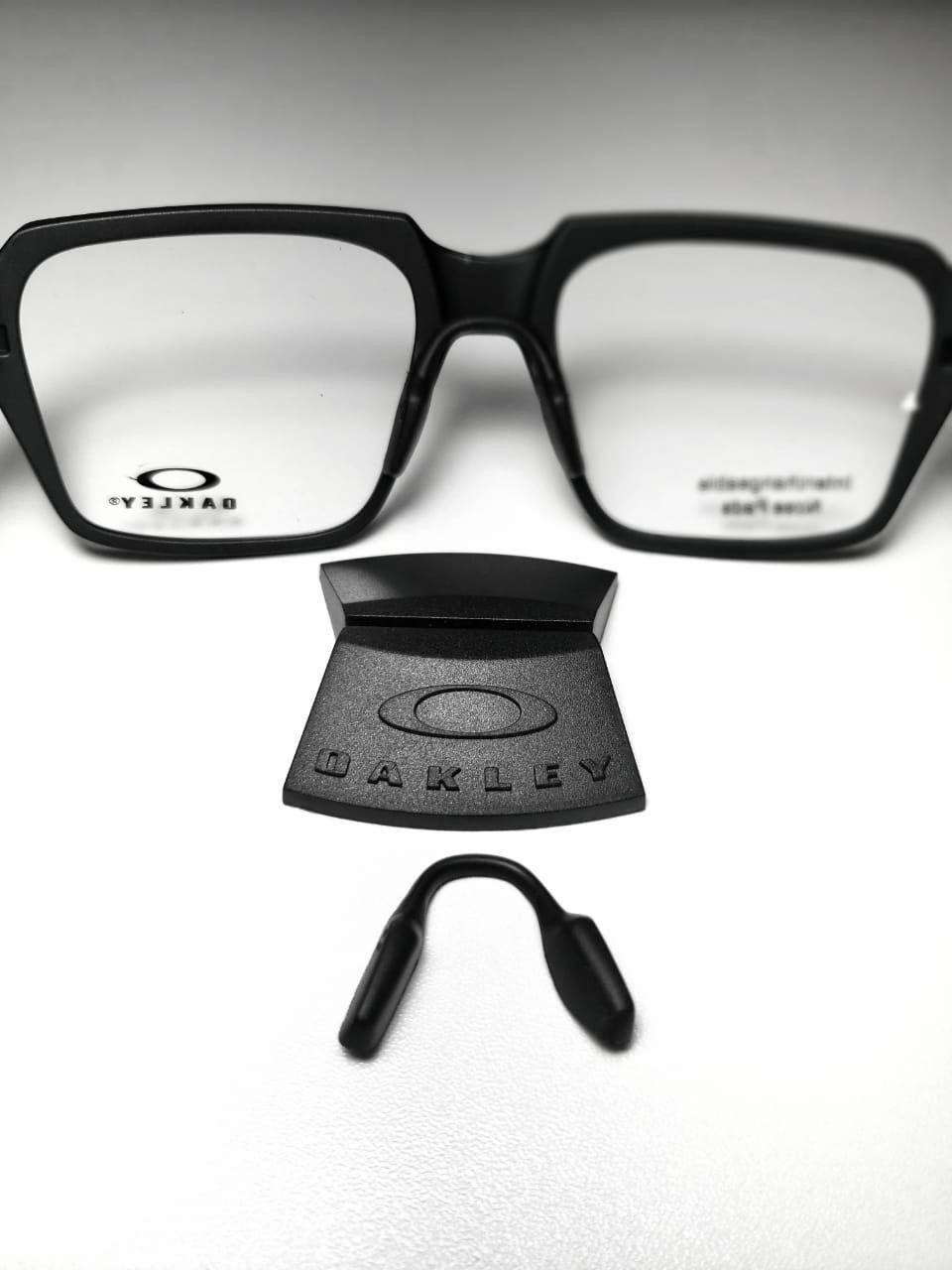 Borracha Nasal Para Óculos Oakley Metalink Par