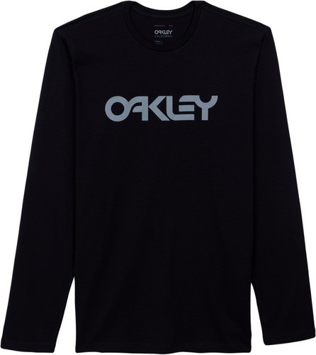 Camisa Oakley Longa Manga Ii Mark