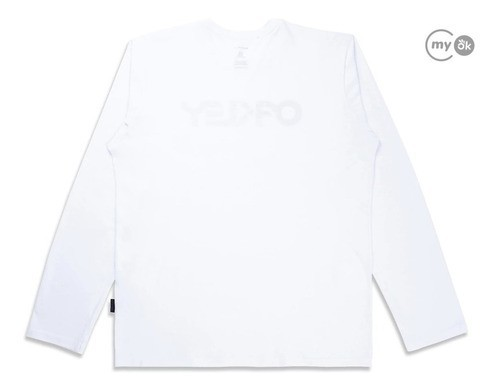 Camisa Oakley Manga Longa Mark Ii