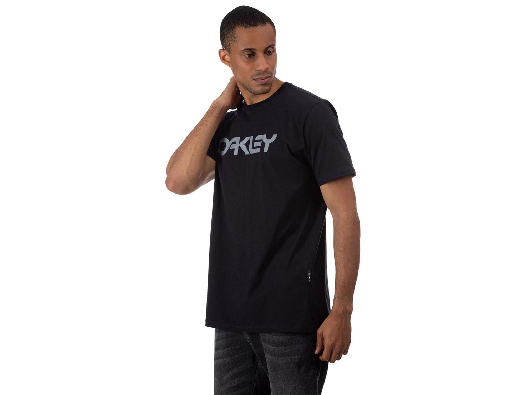 Camisa Oakley Mark II Tee Preto